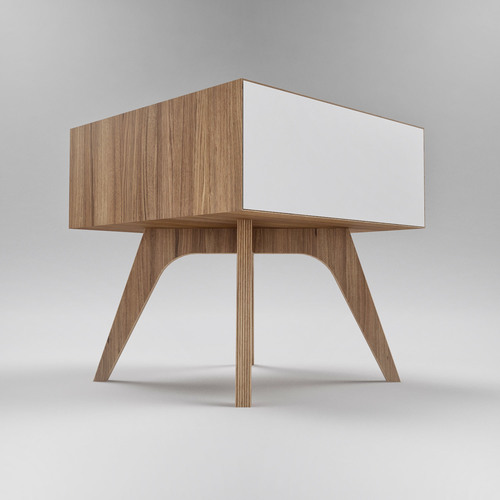 H1 bedside table